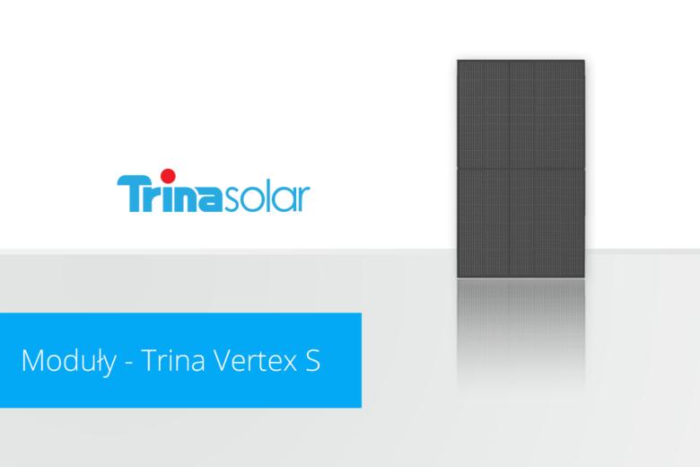 Moduły Trina Vertex S
